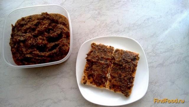 Рецепт Веганская рыбная икра рецепт с фото