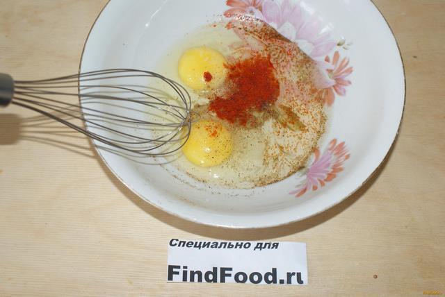 Как приготовить отбивную в яйце