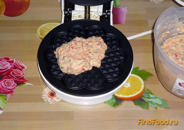 Вкусные вафли в электровафельнице рецепт с фото
