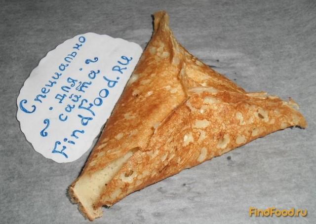 рецепт приготовления теста для треугольников