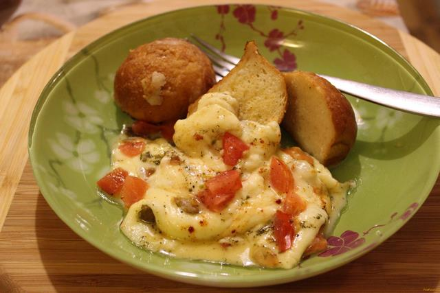 Рецепт Жареный сыр с помидорами рецепт с фото