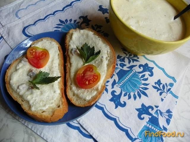 Рецепт Творожная паста для бутербродов рецепт с фото