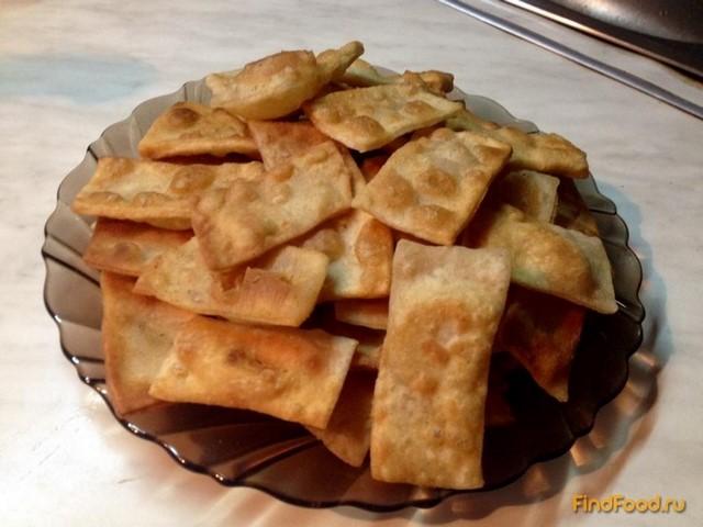 Рецепт Жареные пустышки рецепт с фото