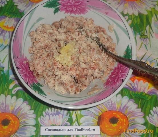 картофельно мясной рулет в духовке рецепт
