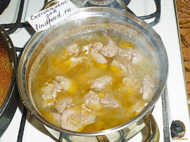 Запеченная свинина с грибами и картофелем в духовке рецепт с фото