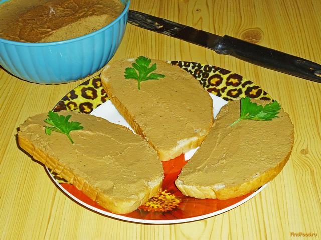 Печеночный торт из отварной печени рецепт фото
