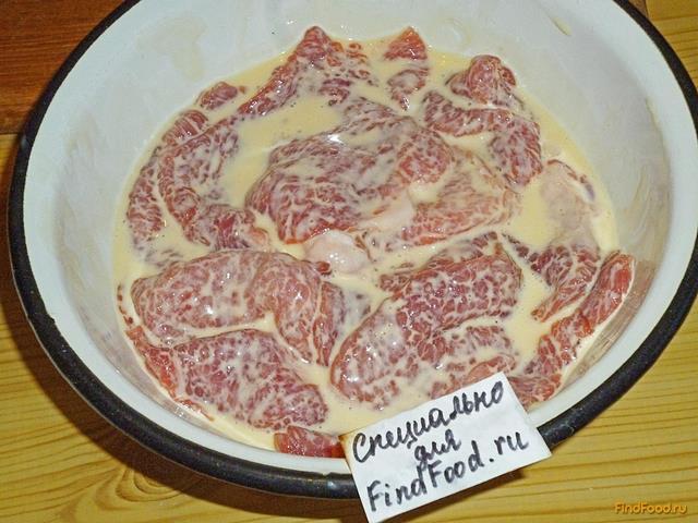 Свиной стейк рецепт с пошаговым фото