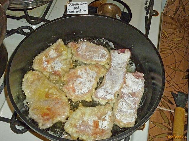 Свиные стейки на сковороде рецепт пошагово