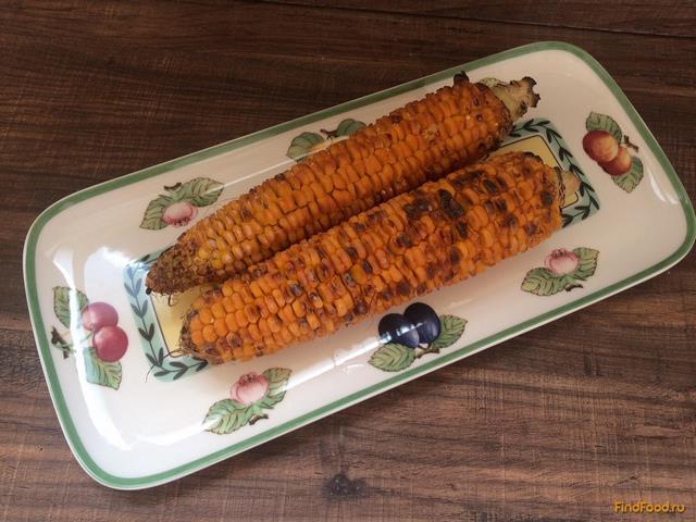 запеченная кукуруза в духовке рецепт с фото