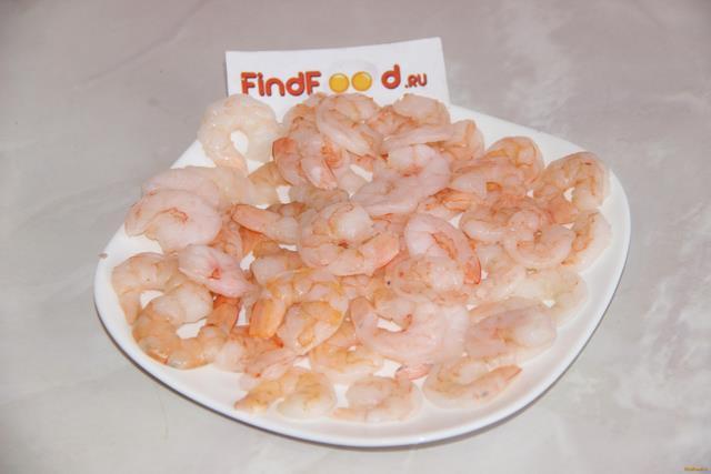 Жареные креветки в соевом соусе рецепт с фото 2-го шага