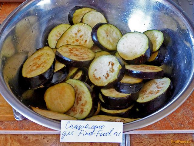 как приготовить канапе из баклажанов