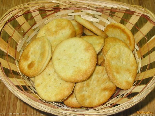 Крекер рецепты в домашних условиях
