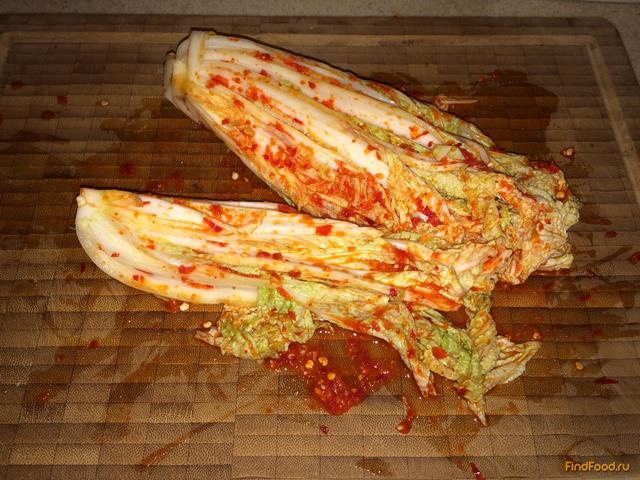 Кимчи по корейски рецепт с фото 7-го шага