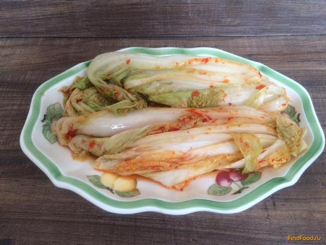 Кимчи по корейски рецепт с фото 9-го шага