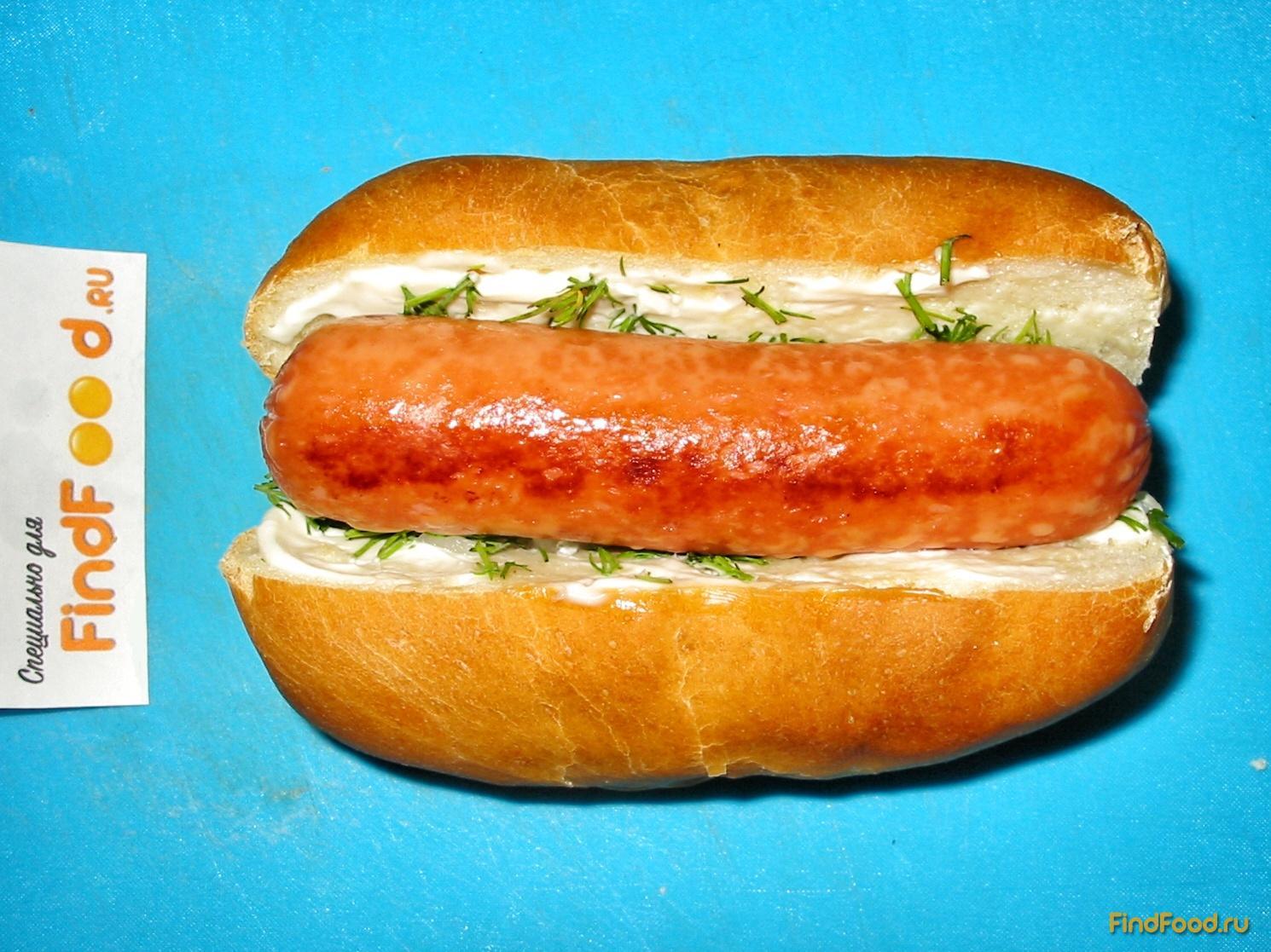 Как приготовить хот-дог в домашних условиях пошагово