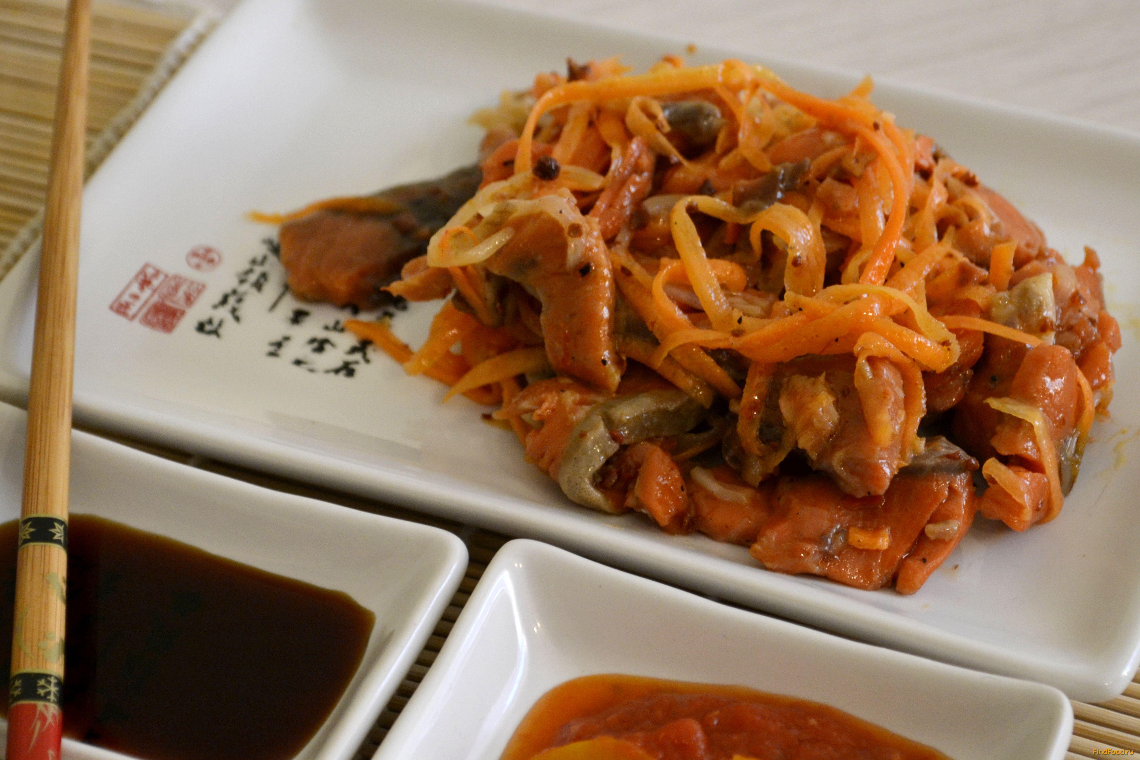 Хе из рыбы по-корейски, рецепт. Как приготовить хе в домашних