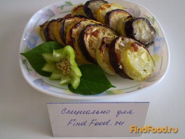 Рецепт приготовления баклажанов с кабачками