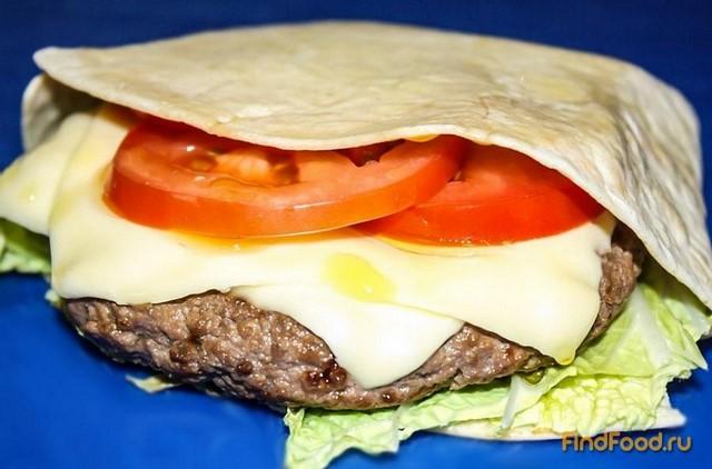 Как из фарша сделать гамбургер