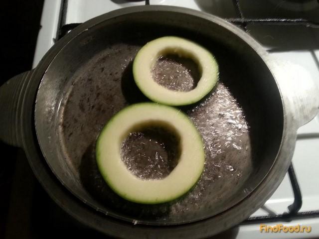 кабачки в духовке с ветчиной рецепт