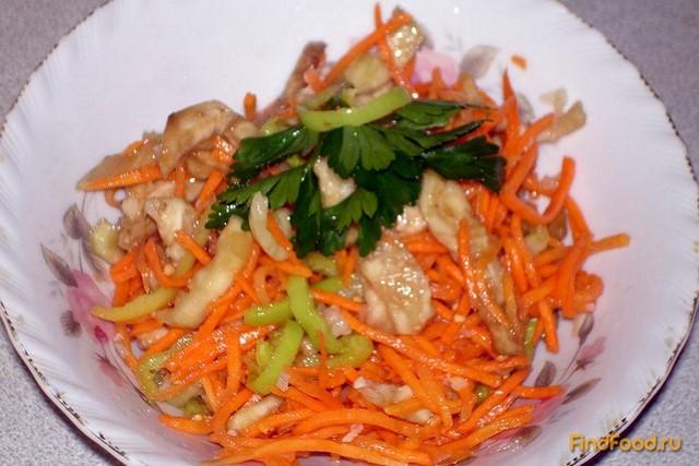 салат из синеньких фото