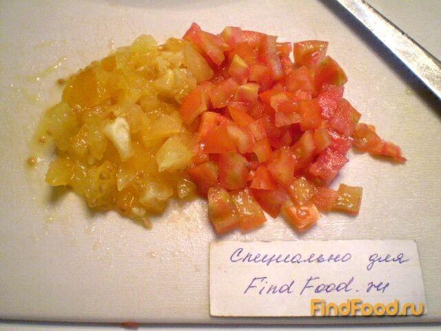 горячие бутерброды с помидором и колбасой Горячие бутерброды с сыром, помидорами и чесноком ...