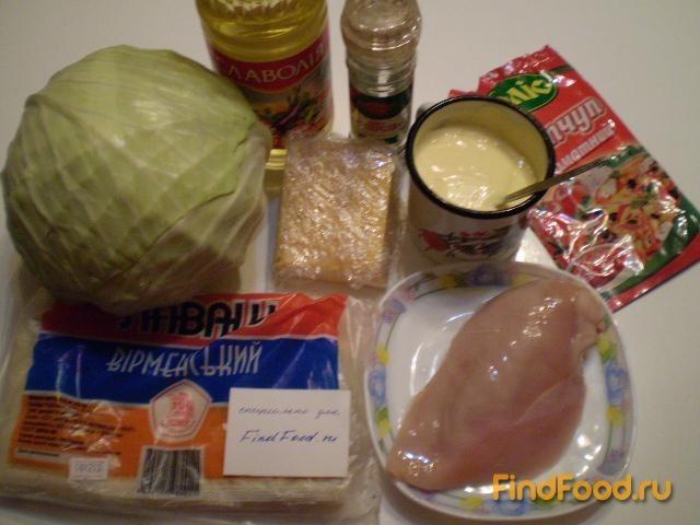 рецепт приготовления домашней шаурмы с курицей