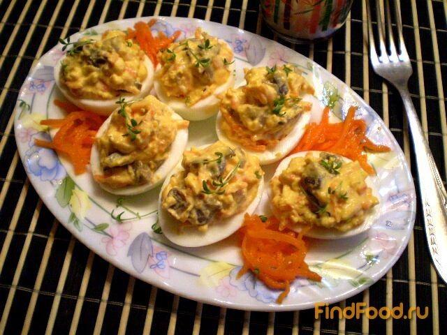 шампиньоны по корейски с морковью рецепты приготовления