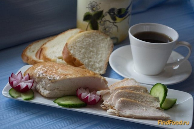 Рецепт Домашняя курочка для бутербродов рецепт с фото