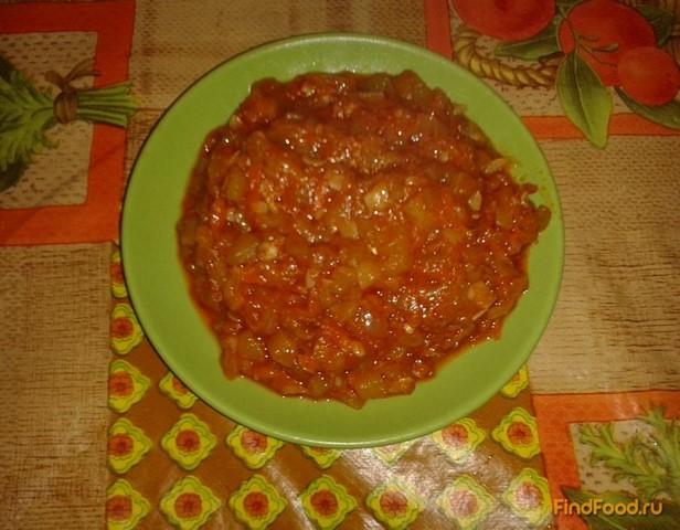 Рецепт Икра из кабачков и цуккини рецепт с фото