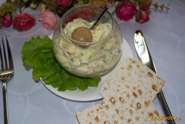 Рецепт Закуска на еврейской маце рецепт с фото