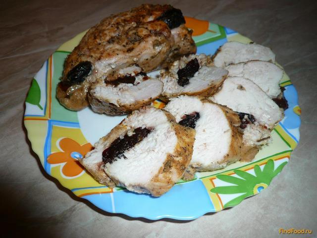 Рецепт Куриная пастрома с черносливом рецепт с фото