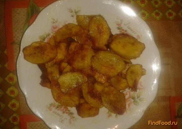 Рецепт Домашние картофельные чипсы рецепт с фото