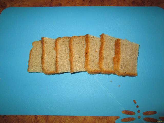 рецепт приготовления гренок из черного хлеба с чесноком