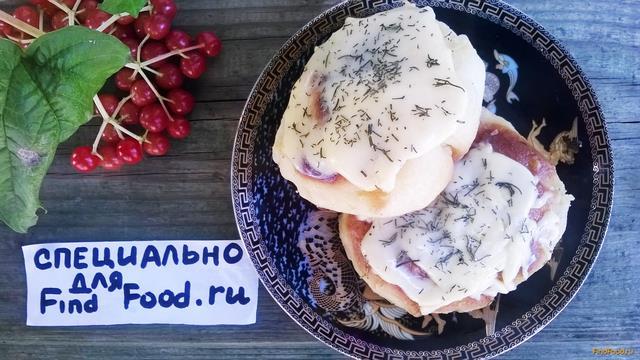 Рецепт Несладкие коржики с сыром рецепт с фото