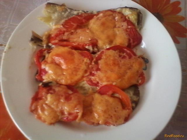 Рецепт Баклажаны Пармеджано рецепт с фото