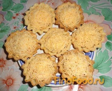 Рецепт Корзиночки с куриной печенью рецепт с фото