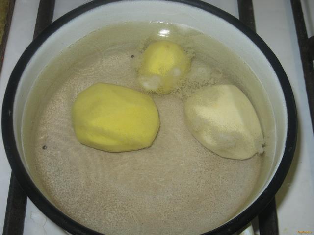 Рецепт Картофельные кнедлики рецепт с фото