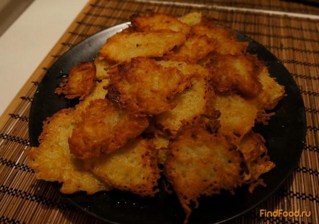 Рецепт Драники с сыром рецепт с фото