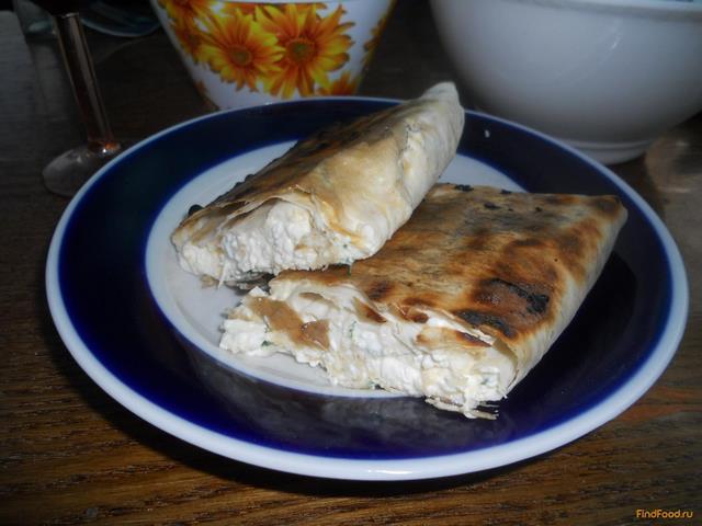 Рецепт Горячая закуска с молодым чесночком рецепт с фото
