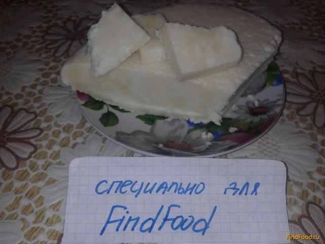Брынза из молока и уксуса рецепт с фото 8-го шага