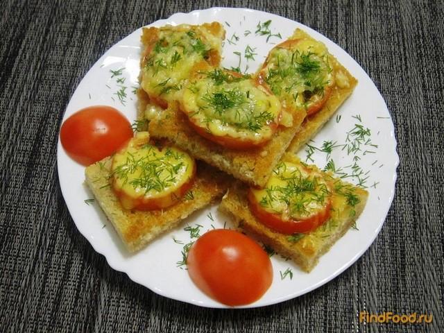 Рецепт Потапцы с помидорами рецепт с фото