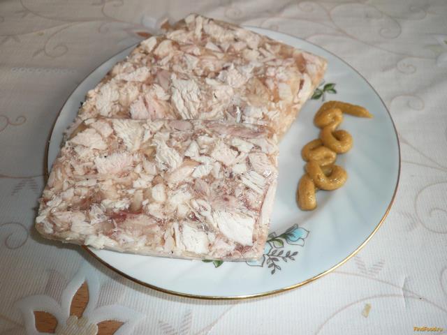 Рецепт Сальтисон из курицы рецепт с фото