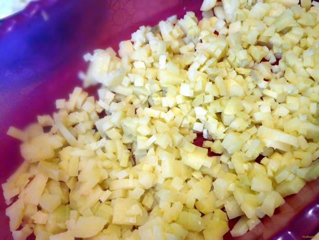 рецепт приготовления сельди под шубой с фото
