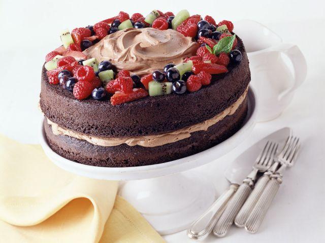 Что такое торт? Виды тортов
